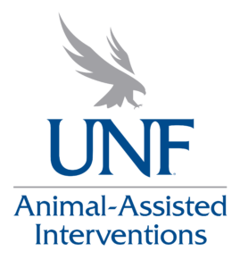 UNF Animal-Assisted Interventions logo